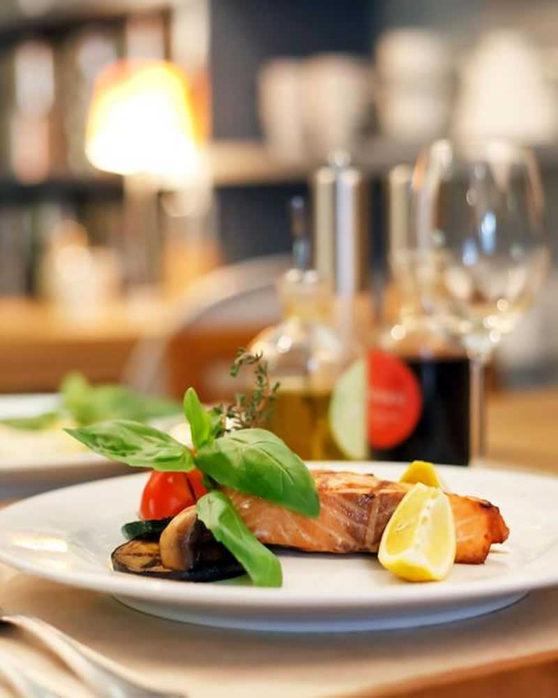 Cardápios online digital – Delivery de restaurantes – entrega de comida – Clique no botão Menu